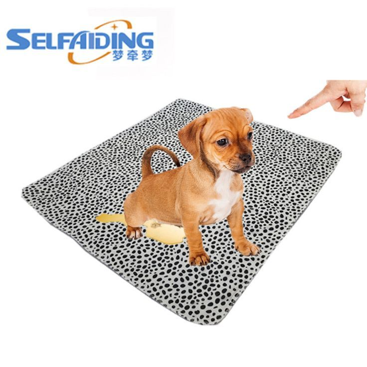 Waterproof Absorbent Easy Washable Dog Pee Pad Puppy Pet Training Pad Reusable D Agility Training Is A Sport Where Yo Dog Pee Pads Pet Training Pads Dog Pee