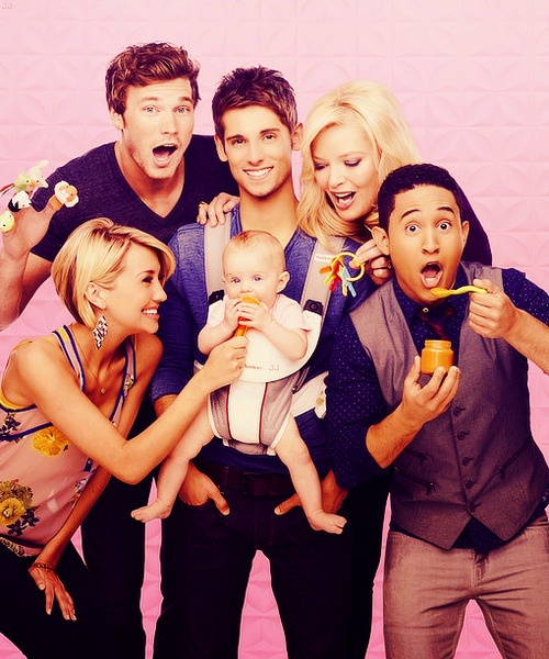 Baby Daddy =D one of the best shows ever