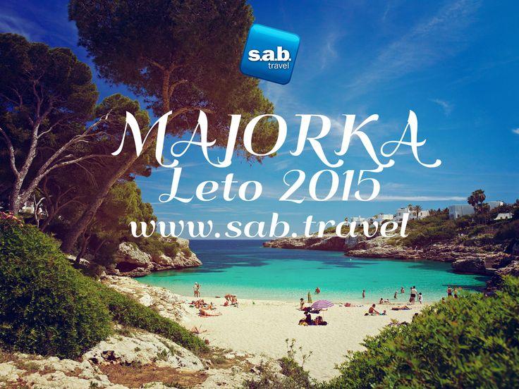 NOVO U PONUDI – #MAJORKA Majorka je najveće ostrvo u Španiji. Nalazi se u Sredozemnom moru i pripada Balearskim ostrvima. Bistro more, prelepe peščane plaže, borove šume, palme ali i planinski venci – sve na jednom mestu.  Kontaktirajte nas ukoliko želite da putujete u Majorku: Deligradska 9, 11000 Beograd www.sab.travel +381 11 30 65 350 office@sab.travel #sabtravel #leto2015 #letovanje #Španija