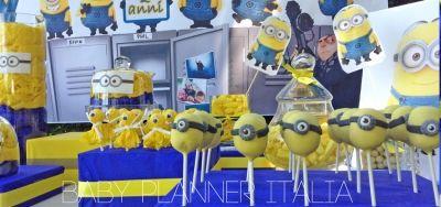 #birthday #party #minions