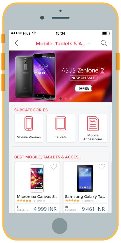 #pricecomparison #mobile #application #iOS #iPhone6plus #mcommerce