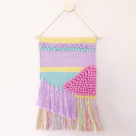 💗 30% off wall weaves 💗 www.littlerosieandme.com