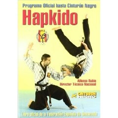 Hapkido : programa oficial de la Federación Española de Taekwondo hasta cinturón negro. #hapkido