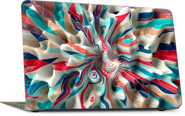Weird Surface Laptop Skin