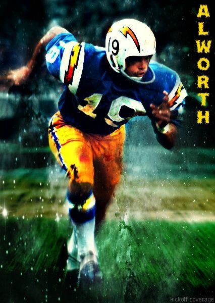 Lance Alworth Catching 309 best images...
