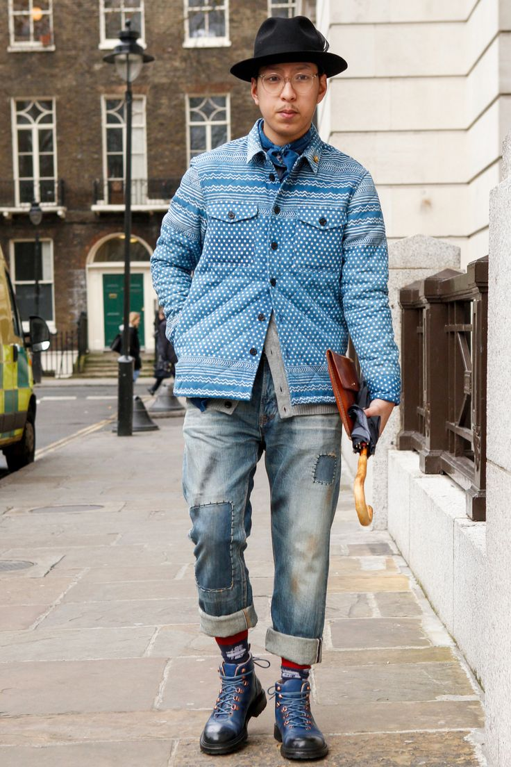 94 best MEN'S DENIM FASHION images on Pinterest | Denim fashion ...