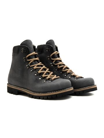 BKc x Sentier Mountain Boot