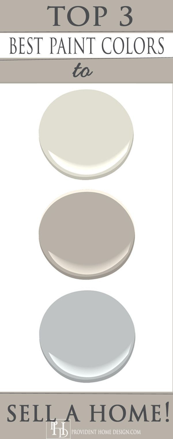 Professional Stager Shares her Top 3 Go-to-Paint Colors for Selling Homes! - home staging