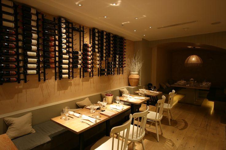 Machiavelli Restaurant, Covent Garden