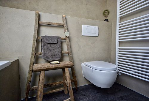 1000 idee n over wc decoratie op pinterest toiletruimte doucheruimte decor en badkamer - Bebe gar kamer model ...