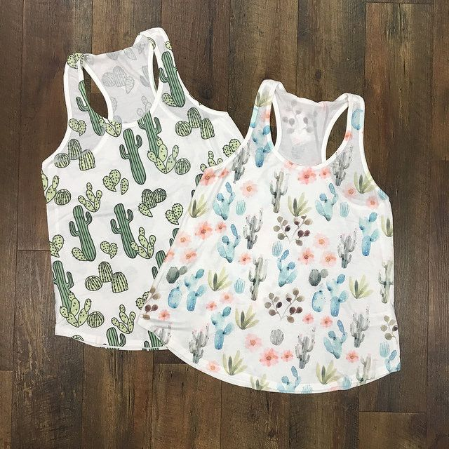 These tanks won us over straight out of the packaging, holy soft! Not to mention…