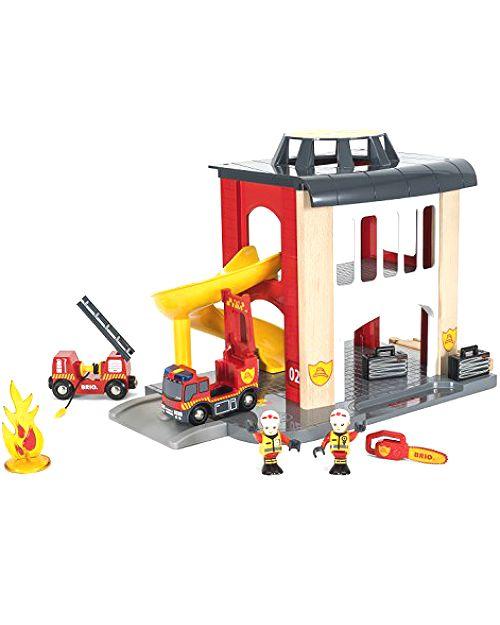 Brio Пожарное отделение