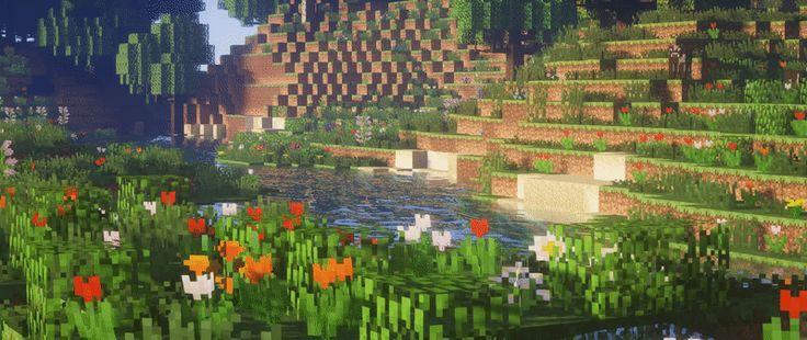 seasonal change…… - Minecraft Aesthetic in 2020 ...
