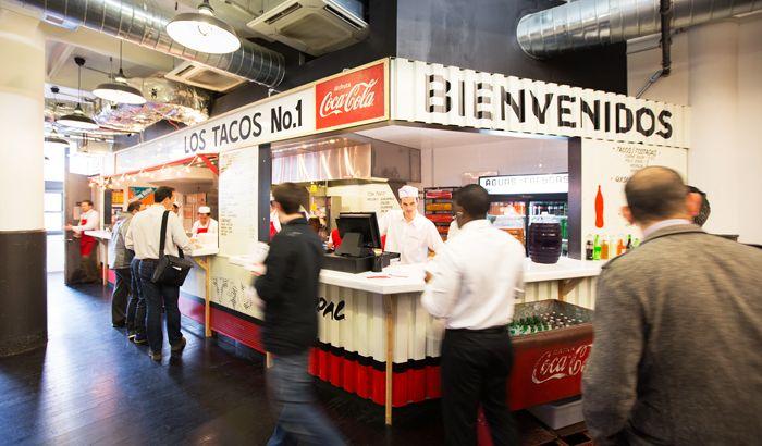 Los Tacos No.1 in New York, NY (best mexican)