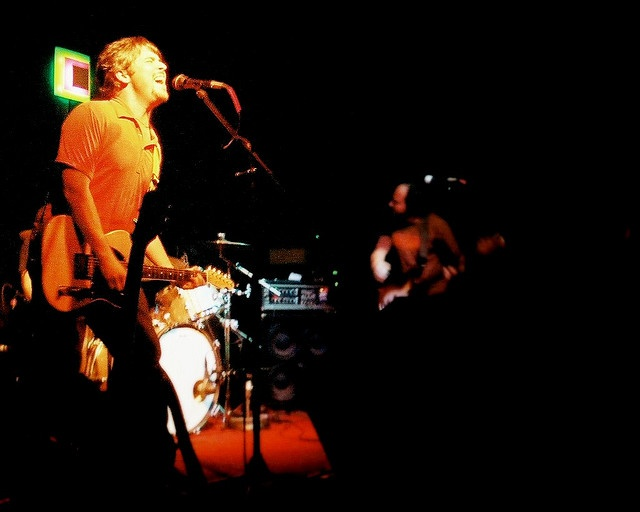 "Spouse are rock gods. You will not find the best rock band in the planet on the radio waves or at the top of the Bilboard charts. You will find them playing their hearts out at a little bar on the corner of Pearl St. and Pleasant St.    This picture an Get a Free copy of our ""Food Factor"" book about 7 strategies to easy and completely stop Emotional Eating, Food Binges and Late Night Eating ...."
