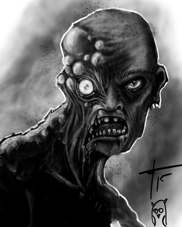 Mutant/zombie