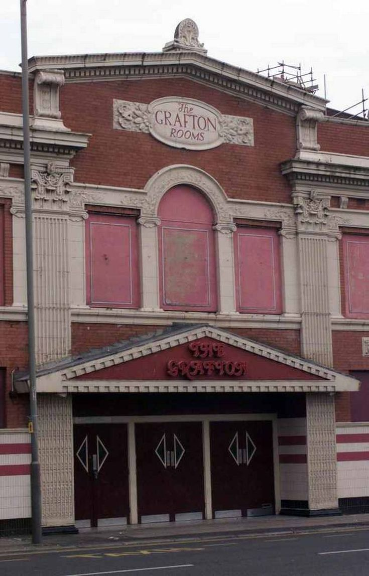 Exterior of the Grafton Club on West Derby Road Liverpool which is being featured in a fly on the wall documentary for the BBC entitled Nightclub