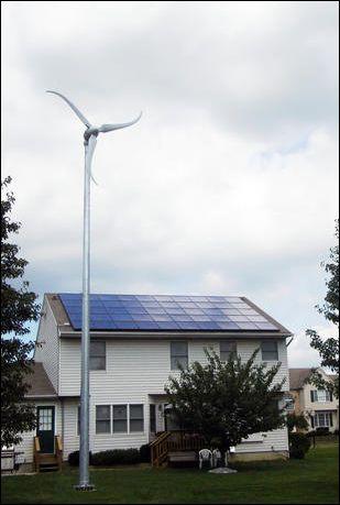 mini wind turbines pictures - Google Search