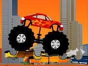 Monster Truck Destroyer Flash Game. Destroy everything you see with this Monster Truck and go to the next level. Play Fun Monster Trucks Games Online.