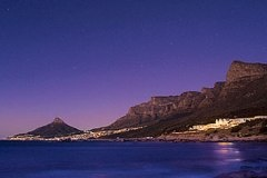 Cape Town- this was my favorite place to run for miles along the coast.