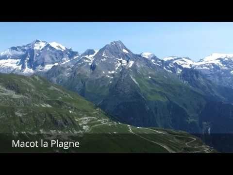 Des endroits pour voir dans (Macot la Plagne - la France) Mâcot-la-Plagne est une ancienne commune dans le département de Savoie dans la région Auvergne-Rhône-Alpes dans le Sud-Est de la France. Le 1 janvier 2016 il a été fusionné dans la nouvelle commune de La Plagne-Tarentaise. Il donne son nom à la station de sport d'hiver française la majeure partie de La Plagne se trouve dans la commune de Mâcot-la-Plagne.