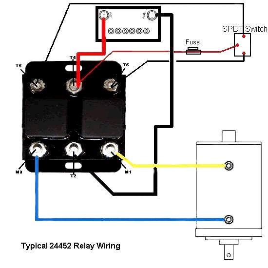 12 volt dc reversing solenoid continuous duty relays 12. Black Bedroom Furniture Sets. Home Design Ideas