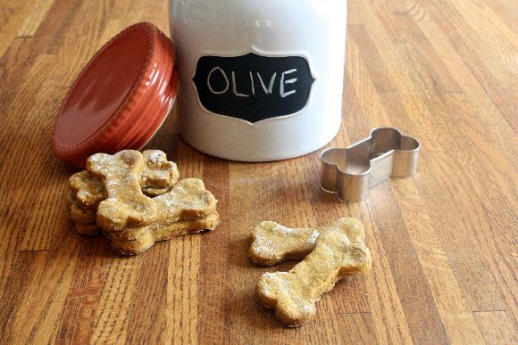 Home made Dog Treats Ingredients: 1 15 oz can pumpkin puree 2 eggs 1/2 cup oats 3 cups whole wheat, brown rice, or gluten free flour 3 Tbsp of all natural...
