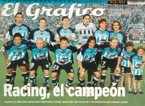 Racing Campeon 2001