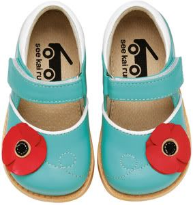 See Kai Run: Colors Combos, Cute Shoes, Red Poppies, Kids Shoes, When, Baby Girls, Girls Shoes, Mary Jane, Baby Shoes