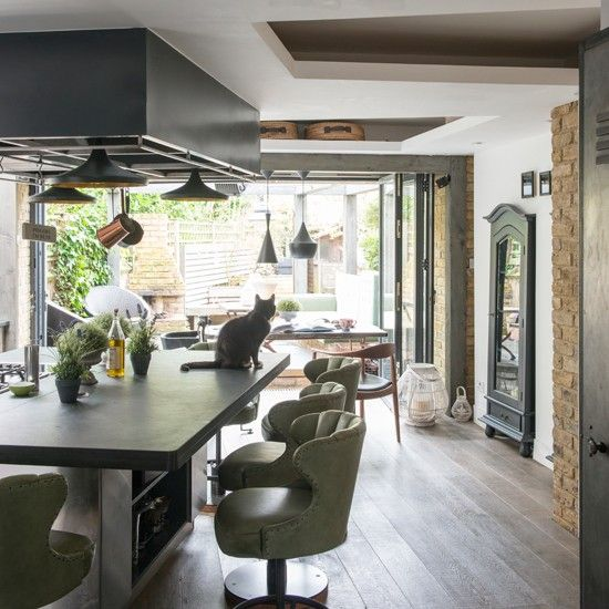 Inside Peek Kate S Dining Room Kitchen: 25+ Best Ideas About 1950s Diner Kitchen On Pinterest