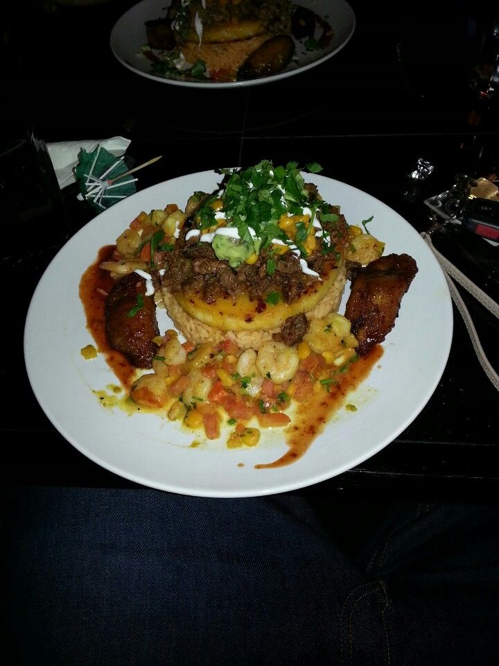 Rubamba - Gourmet latin. Super cheap but quick and amazing.