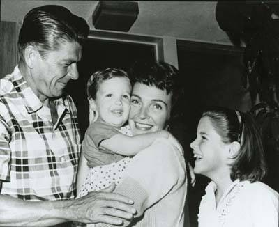 Ron and Patti Reagan