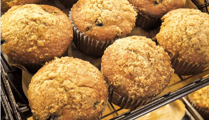 An old fashioned gluten free blueberry muffin recipe. Doesn't contain any xanthan gum or other binding agents that may cause intestinal discomfort.
