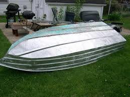 aluminum fishing boat restoration ile ilgili görsel sonucu