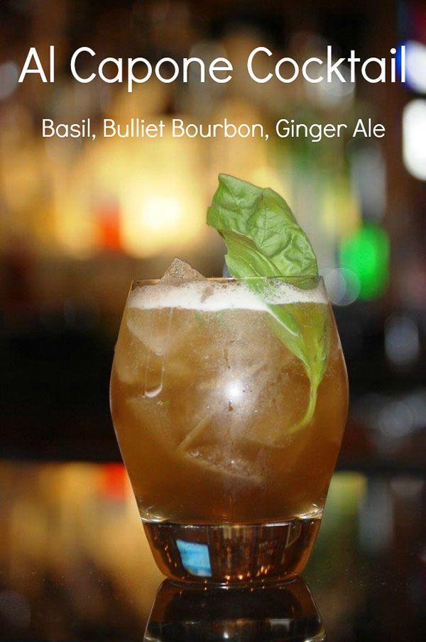 Recipe: The Grand Del Mar's Al Capone Holiday Cocktail