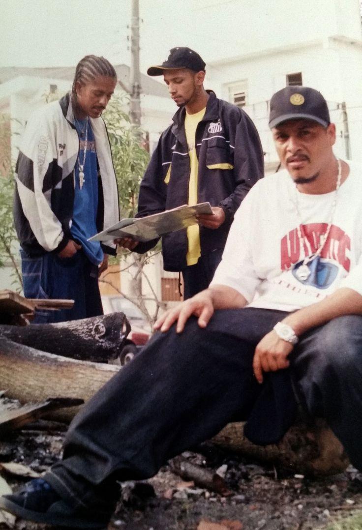 Idealizador da revista 'RAP Brasil', ele acompanhou o rolê do rap na Zona Oeste de SP na época da gravação do clássico do RZO, 'Evolução É Uma Coisa'.