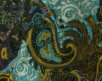 Popular items for paisley on Etsy