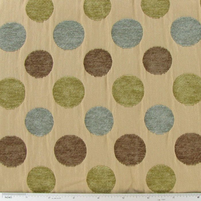Dot To Dot Home Decor Fabric