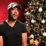 Darius Rucker blasted for singing White Christmas because . . .  racism
