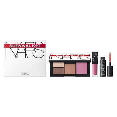 Nars Be ready for any scenario with this survival kit, featuring all you'll need…