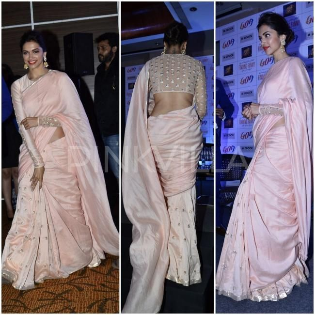 Deepika Padukone in Payal Singhal |