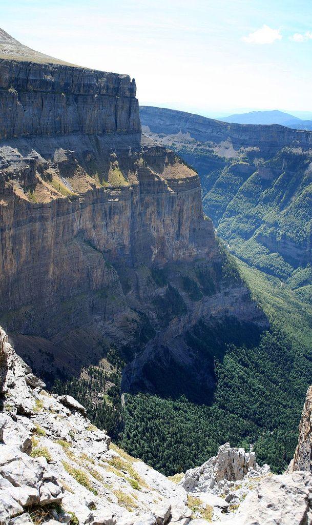 Ordesa National Park, Spain/Pyrenees.Pirineos