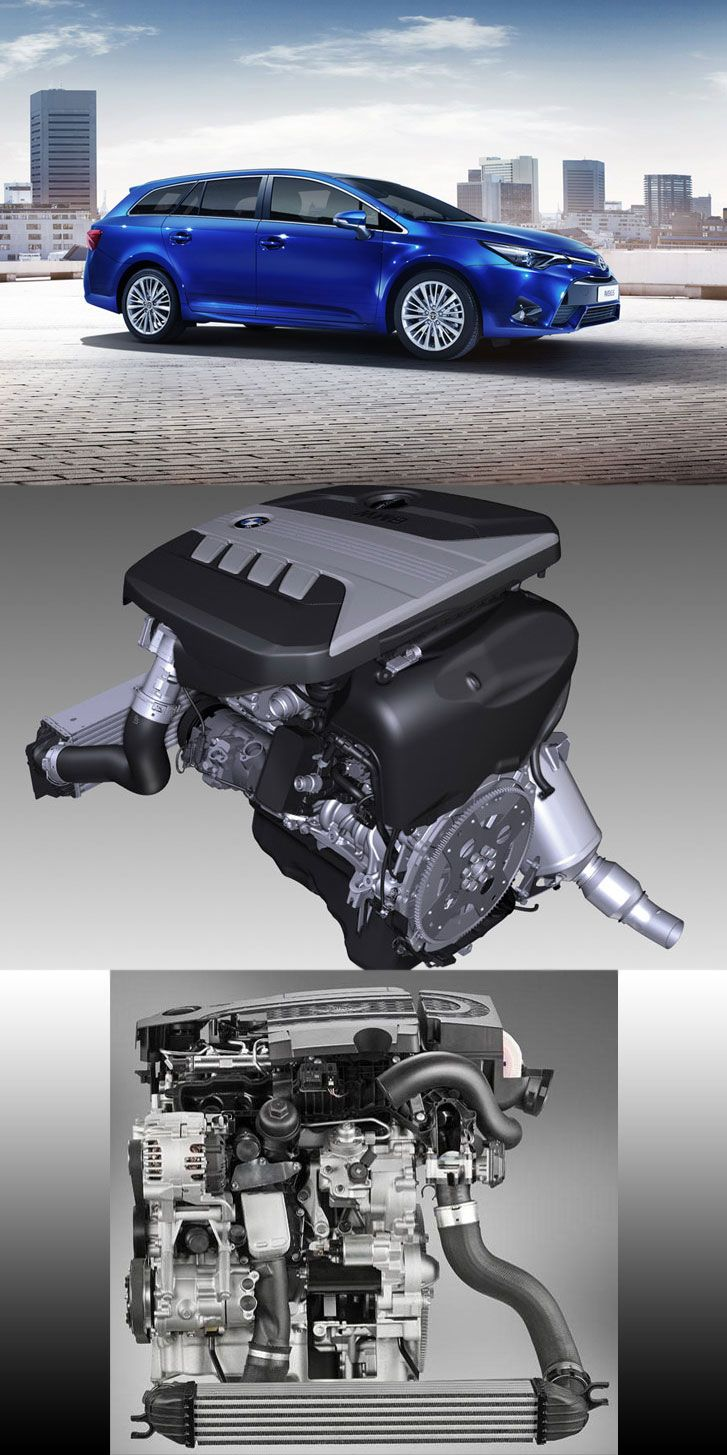 TOYOTA AVENSIS GETS POWER FROM BMW N47 ENGINE Get more details at: https://www.bmwengineworks.co.uk/blog/toyota-avensis-gets-power-bmw-n47-engine/