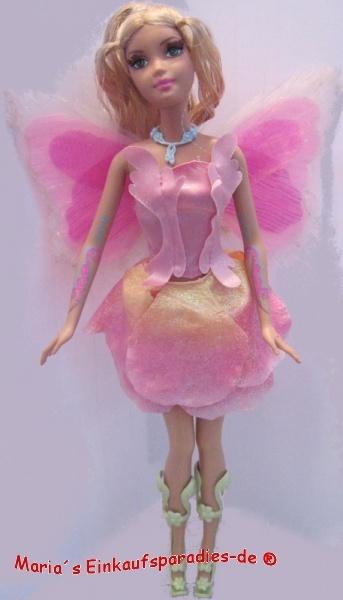 marias einkaufsparadies der familien shop barbie puppe elina fee elfe rosa