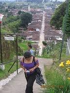 Stairway to Heaven - Mirador de Salento, Quindío, Colombia
