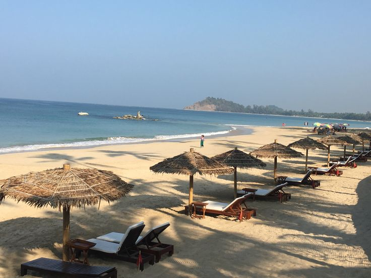 Ngpali: bliss in the Bay of Bengal
