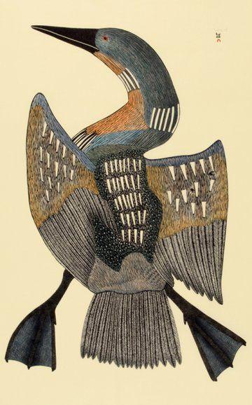 Inuit Art (Meeka)