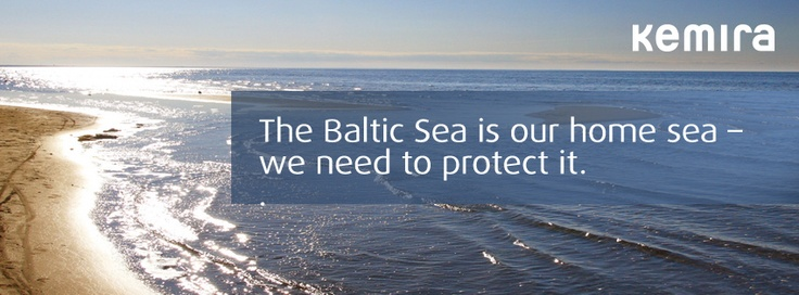 The Baltic Sea is our home sea - we need to protect it.