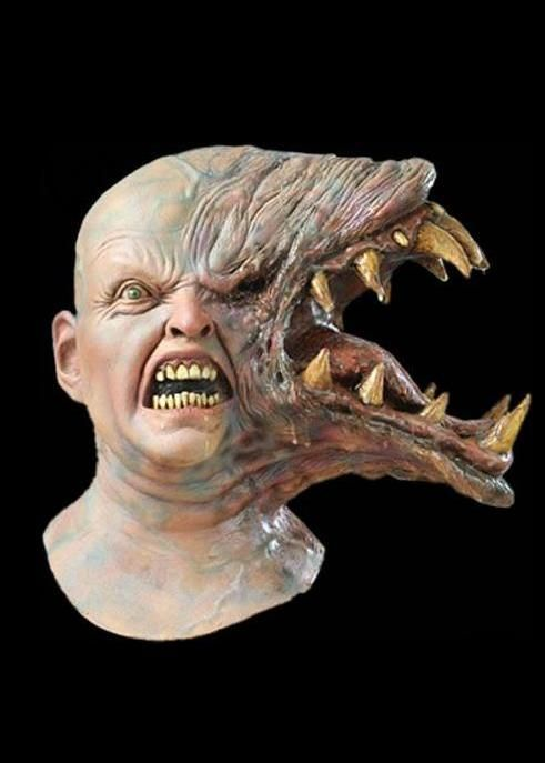 from within adult mask 167191 halloween mask - Creepy Masks For Halloween