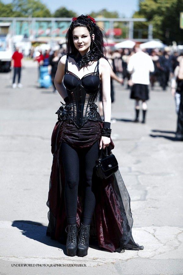 gothic erotik outdoor treffen